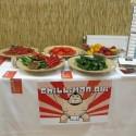 Setkání Oki se neslo ve znamení pálivých chilli papriček