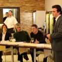 Zleva: Angelika Kayder (marketingová manažerka), Haris Jusufhodzic (marketingový a obchodní ředitel), Matúš Výboštok (teamleader manažer pro ČR a SR) a Karel Kos (produktový manažer pro ČR a SR)