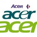 Jak šel čas s logy Acer