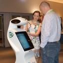 Robot ověřoval zkušenosti s datovými centry