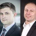 Zleva Martin Stoilov a Jan Fiala