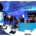 Stánek Intelu na CESu