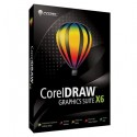 Krabicová verze CorelDraw X6 v CZ