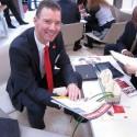 Nicolas Georghiou, Senior Sales Director Corporate Channels, Fujitsu