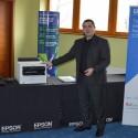 Marcel Divín, branch office manager společnosti Epson CZ & SK