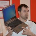 Robert Beneš, pre-sales consultant ve Fujitsu