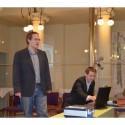 Pavel Svoboda (vlevo) a Martin Vařbuchta z Intelu