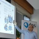 Petr Plodík představil novou sestavu IBM divize DNS