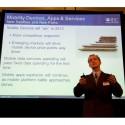 Steven Frantzen, senior viceprezident IDC pro výzkum v regionu EMEA