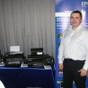 Marcel Divín, business account manager ve společnosti Epson