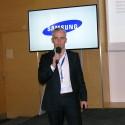 Petr Kheil, ředitel divize IT a Enterprise business společnosti Samsung pro ČR a SR