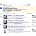 Ukázka služby Google Nákupy