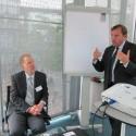 Zleva Gary McBride, Manfred Stadler, oba IBM