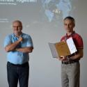 Zleva Aleš Pernecký (DNS) a Jan Kašpar (Huawei)