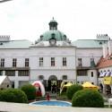 Setkání se odehrávalo v historických prostorách zámku v Topoľčiankách