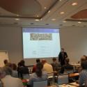 Vladimír Kyša ze společnosti EMC uvítal návštěvníky na konferenci