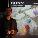 Tomáš Hrzán, Trade Marketing Manager Sony Vaio, představil Sony Vaio Duo 11 a další dva modely ultrabooků