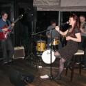 Večerem doprovázela hudba jazzové kapely Half an Owl
