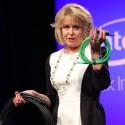Diane Bryantová, viceprezidentka a generální manažerka divize pro datová centra a propojené systémy ve společnosti Intel