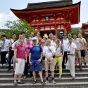 Návštěva japonských památek