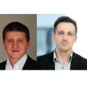 Zleva Martin Kováč a Martin Štefík