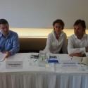 Vpravo Gerald Lanzeritz, regionální manažer společnosti Hybris pro střední a východní Evropu