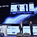 Roman Knap a Libor Bouček při zahájení konference SAP Forum 2017
