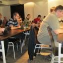 Účastníci semináře se dozvěděli mnoho zajímavého z praxe o serverech a storadge od HP