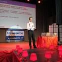 Martin Wanke, marketingový ředitel AT Computers v úvodním vystoupení