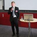 Úvodní slovo měl Martin Procházka, ředitel společnosti OKsystem