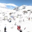 Lyžařské středisko Pitztal
