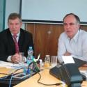 Martin Procházka (generální ředitel), Ivo Rosol (technický ředitel) OKsystem