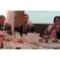Zleva sedí ředitel Dellu Jiří Kysela, vedle něj Robert Nešpůrek, partner advokátní kanceláře Havel, Holásek & Partners a dále pak David Frantík, manažer divize podnikových řešení společnosti Microsoft