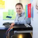 Petr Koudelka, Senior Sales Engineer v Zyxelu