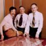 Zleva Andy Grove, Robert Noyce a Gordon Moore, tři muži, kteří stáli u zrodu Intelu